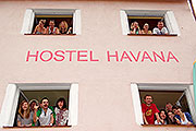 A day in the life of Hostel Havana Český Krumlov :-)